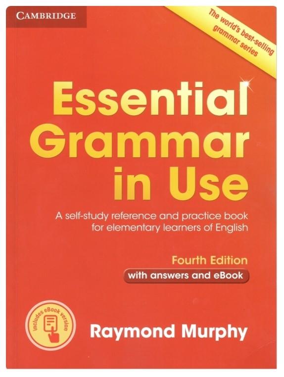 Essential Grammar In Use 4th(paper+eBook) 출시