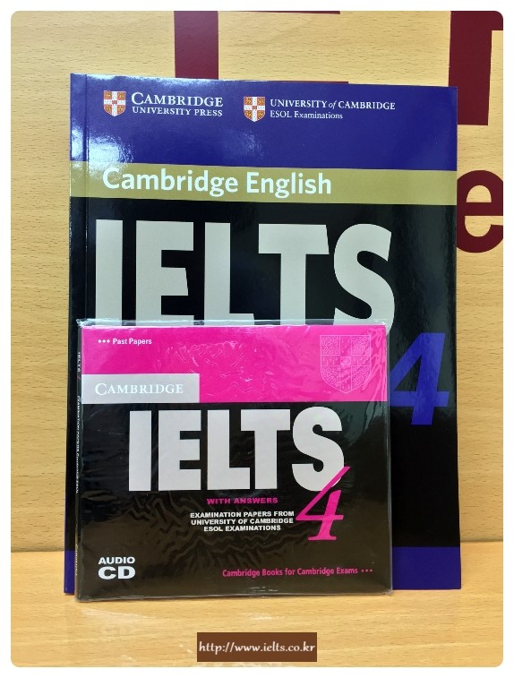 Cambridge English IELTS book, audio cd 구입요령