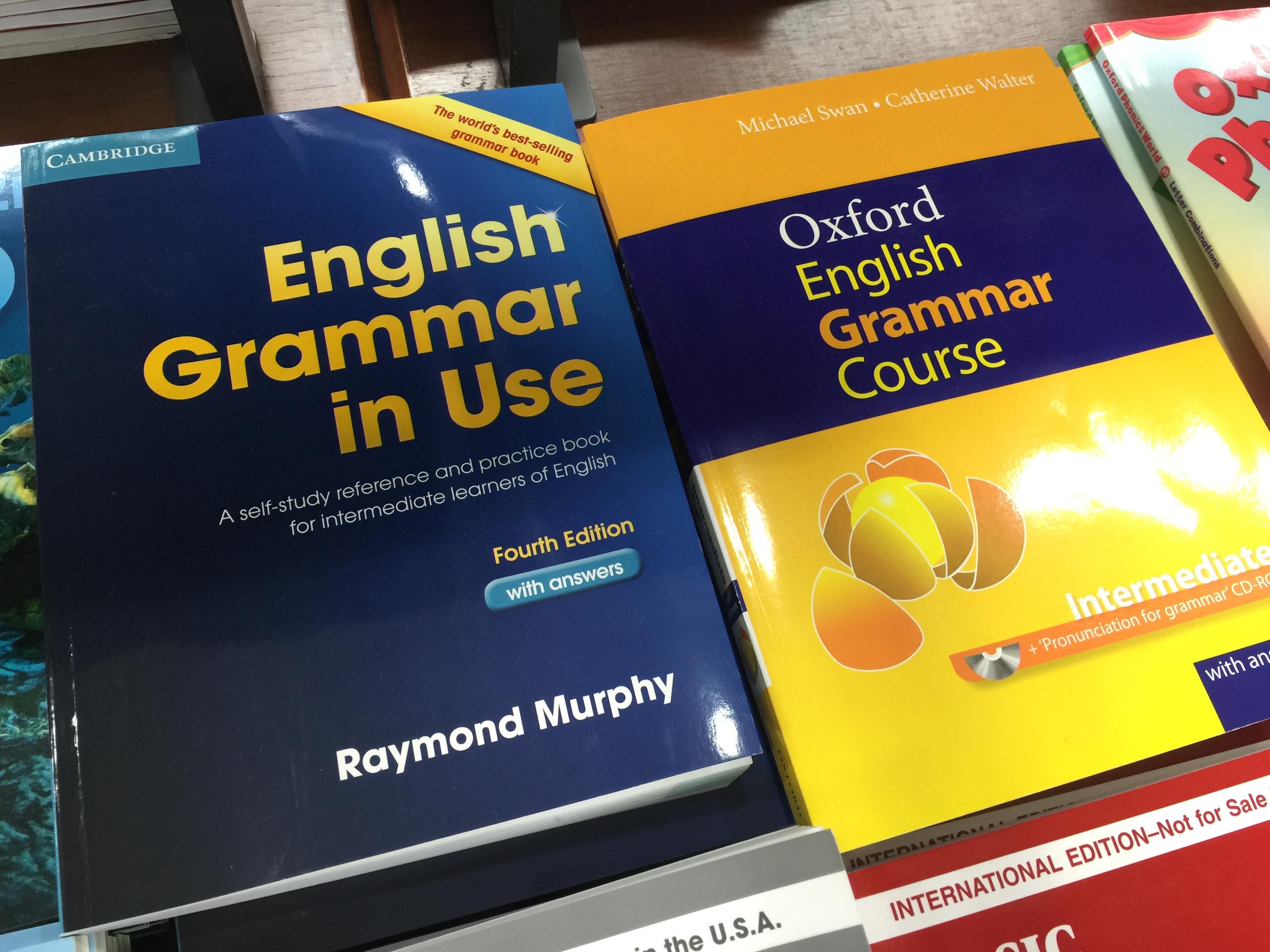 English Grammar in Use 4th 화이팅!!