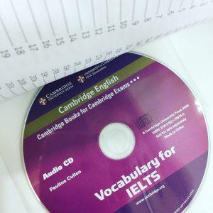 입문반 vocabulary for ielts 교재는 단순한 어휘책이 아닙니다.